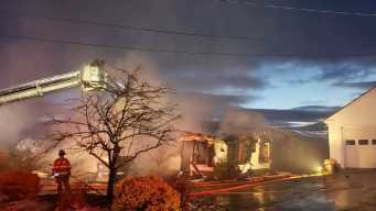 4-Alarm Fire Destroys Several Greenhouses at Family-Run Business