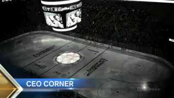 $100M Renovation Project at TD Garden