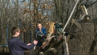 Backyard Roller Coaster Delivers Thrills in Wisconsin