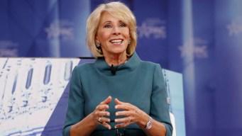 Betsy DeVos to Headline New Hampshire Republican Dinner