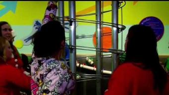 Big Kids Have Fun at Adults-Only Night at Children's Museum