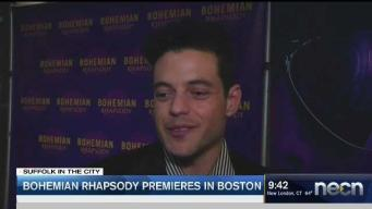Bohemian Rhapsody Premieres in Boston