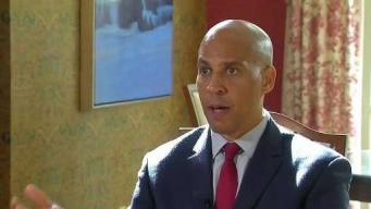 Booker Responds to Trump Whistleblower Complaint in NH