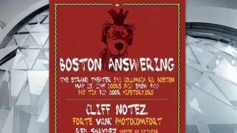 Boston Answering; Constance Wu Backlash