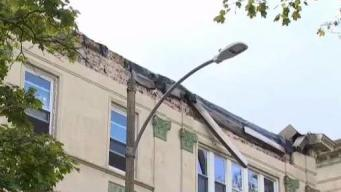 Partial Building Collapse Prompts Inspection Law Concerns