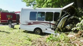 Camp Bus Driver Was Cited Twice for Driving to Endanger