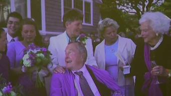 George H.W. Bush Served as Witness in Same-Sex Marriage