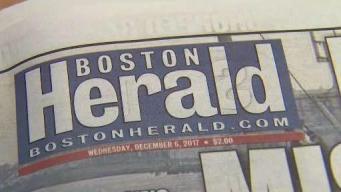 Denver-Based Company Wins Top Bid for Boston Herald