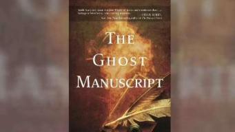 Cape Cod Author Debuts Novel 'The Ghost Manuscript'