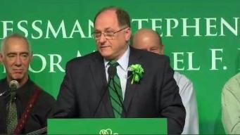 Rep. Michael Capuano Discusses Irish Upbringing