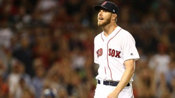 Red Sox Ace Chris Sale Headed Back to Disabled List