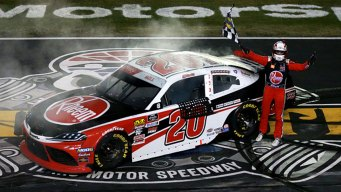 Bell Leads Half of Texas Race for Win and Xfinity Title Shot