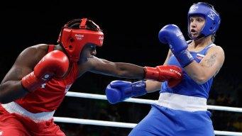 Boxer Claressa Shields Wins Debut Fight in Rio