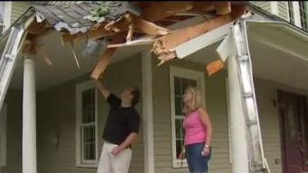 NWS: 2 Tornadoes Touched Down in Worcester County