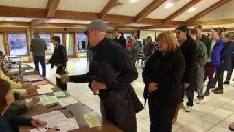 Concerns Over Voter's Rights