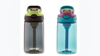 Contigo Kids Water Bottles Recalled Due to Choking Concerns