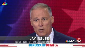 Jay Inslee: 'This Is a Climate Crisis, an Emergency""
