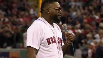 David Ortiz Speaks for First Time Since Shooting