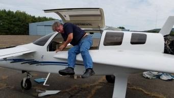 Pilot Killed in Plainville Crash Loved Planes, Built His Own