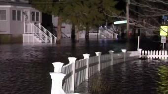 Driver Rescued From Flooded Road Days After Storm