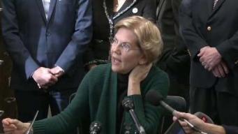 Elizabeth Warren Files for NH