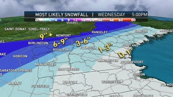 How Much Will We Get? Snow Moves in This Week