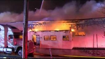 Revere Business Destroyed by Fire