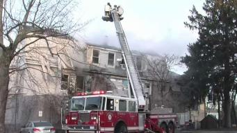 Firefighter Killed in Worcester Fire