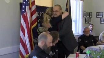 Luncheon Honors First Responders Who Saved Vt. Police Chief