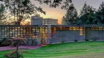 You Can Soon Buy a NH Home Designed by Frank Lloyd Wright