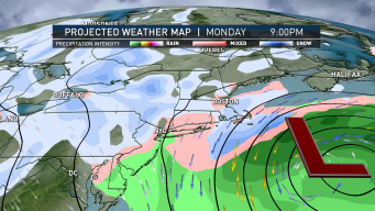 Snow for Some Through Weekend Ahead of New Storm Next Week