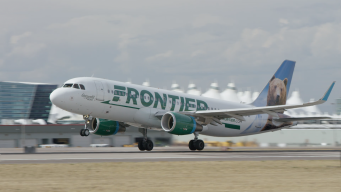 Frontier Airlines Adding Flights to Orlando From NH