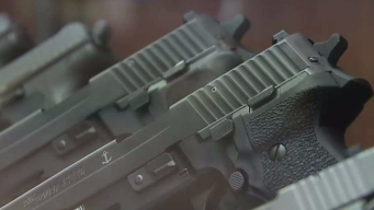 RI to Let Courts Take Guns From People Deemed a Threat