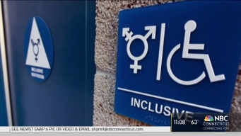 Vermont Senate to Vote on Gender-Free Restroom Bill