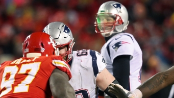 Man Charged With Shining Laser at Patriots Quarterback Tom Brady