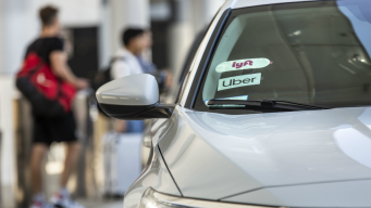Here Is When Rideshare Pickup and Dropoffs Are Moving at Boston Logan Airport