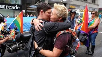 Gay Marriage Milestone