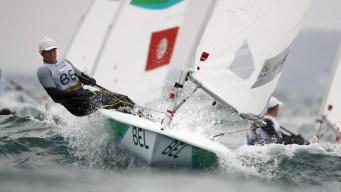 Belgian Olympic Sailor Falls Ill