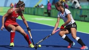 Women's Field Hockey: Germany Knocks US Out of Rio Olympics