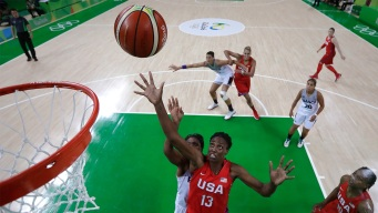 Women's Basketball: US Beats France in Semis