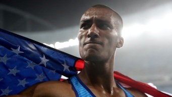 Decathlon Champ Eaton Ponders Next Steps