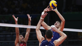 Men's Volleyball: Italy Beats US in Semifinals