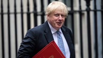 Boris Johnson's Brexit 'Suicide Vest' Comment Sparks Furor