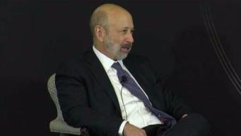 Goldman Sachs Chairman and CEO Lloyd Blankfein