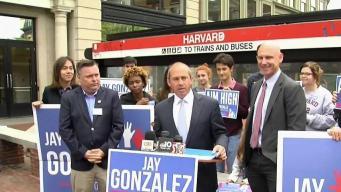 Gonzalez Unveils Plan to Tax Colleges, Universities in Mass.