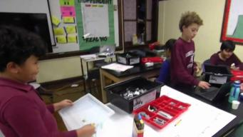 Grant Helps to Expand STEM Robotics Classes