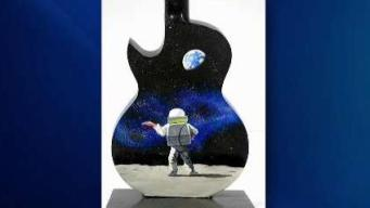 GuitARTS Holds Online Auction