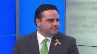 Host Looks Ahead to Boston St. Patrick's Day Breakfast