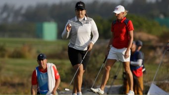 Women's Golf: Park Leads Going Into Final Round