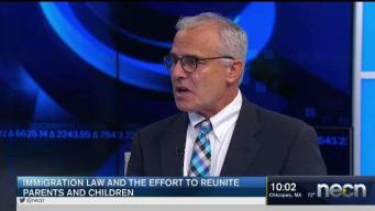 Immigration Law and the Effort to Reunite Families